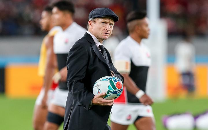 NZR only interviewing Kiwi coaches for All Blacks coaching job