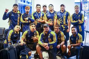 Niue are hoping to qualify for a spot on the Sevens World Series.
