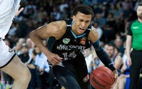 NZ Breakers RJ Hampton