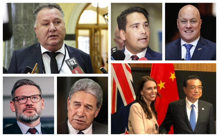 Week in Politics: NZ First sees votes in a population policy