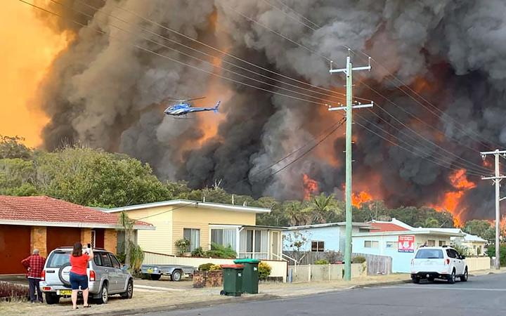 Australia battles bushfires, prepares for 'catastrophic' conditions
