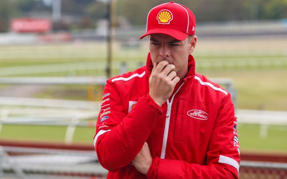 Supercars driver Scott McLaughlin
