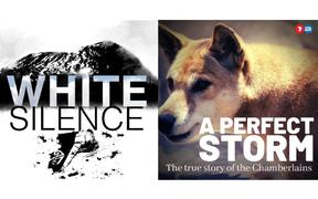 Katy Atkin reviews White Silence and A Perfect Storm podcasts.
