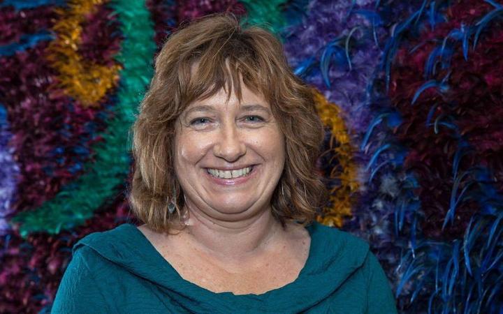 Auckland University's Helen Petousis-Harris.