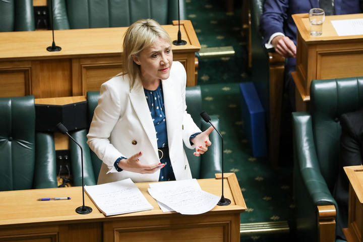 National MP Nikki Kaye