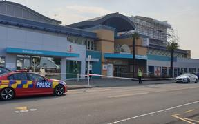 Shot fired at Napier Health Centre