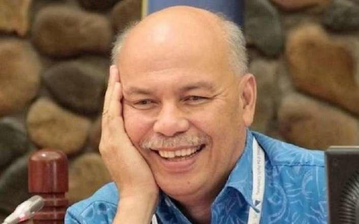Colin Tukuitonga, who has served as Pacific Community Director-General since January 2014.