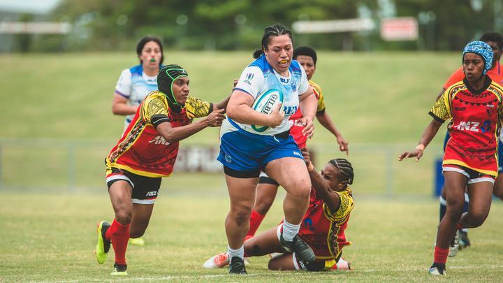Sport: Samoa, NZ open Oceania Women's Champs in style