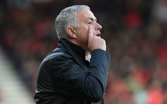 Portugese football manager Jose Mourinho.