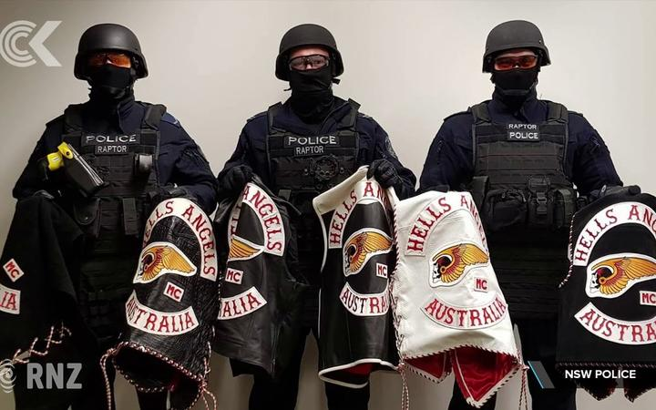 Australian ex-cop blasts National's 'Strike Force Raptor' plan