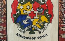 The National Shield of Tonga