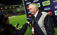 Fiji Bati Rugby League Head coach, Rick Stone