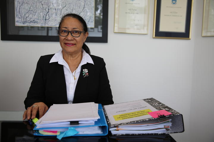 Hans Dalton's family lawyer Olinda Woodroffe said she's determined to pursue civil proceedings against the Samoan government.