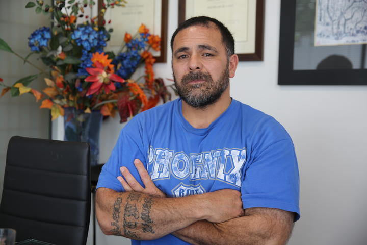 Nick Dalton said Christmas will never be a time of joy after his brother was found dead in a Samoan prison on Boxing Day in 2012.