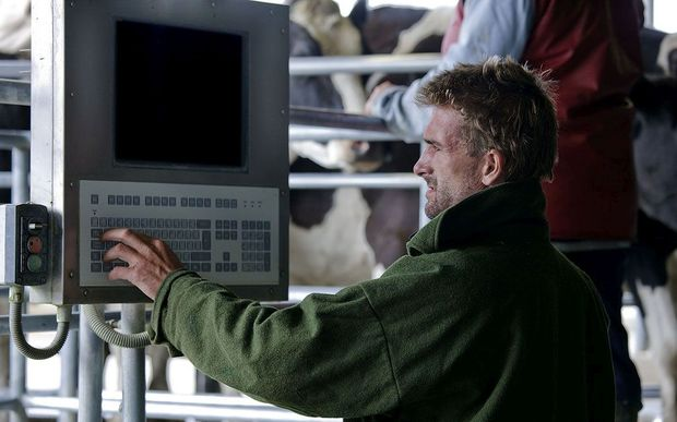 Technology advocates tended to under-estimate the time it took to adopt their new devices on farms, said Mr Craner.