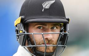 New Zealand cricket captain Kane Williamson.