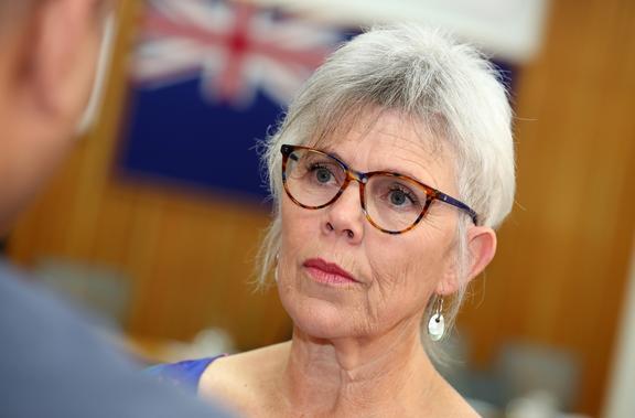 Mayor Sheryl Mai. First meeting of new Whangarei District Council. 4 November 2019