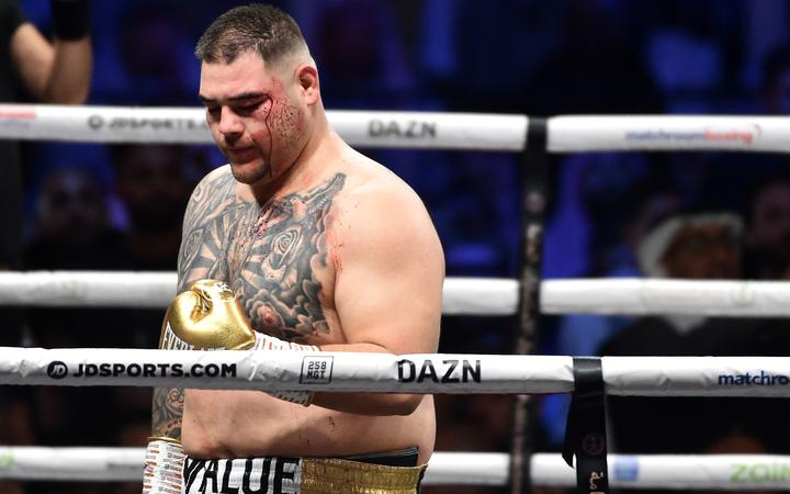 Ruiz Jr: I gained too much weight for Joshua rematch
