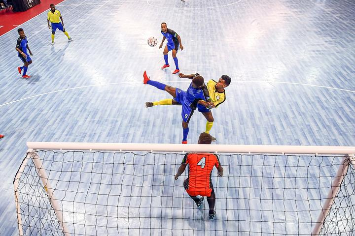 Kooline defeated AS PTT Noumea in the OFC Futsal Champions League final.