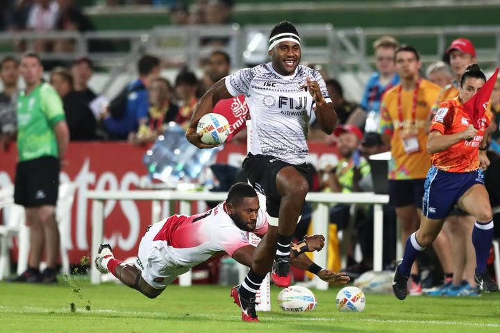 Dubai Rugby Sevens Men's: Fiji fail to reach quarter-finals