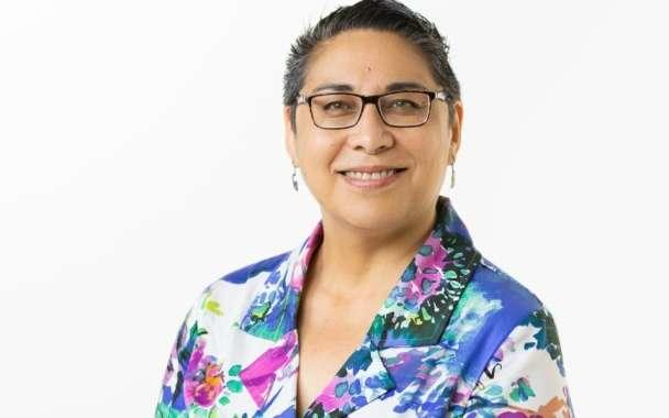 New Zealand's High Commissioner to the Cook Islands, Tessa Temata.