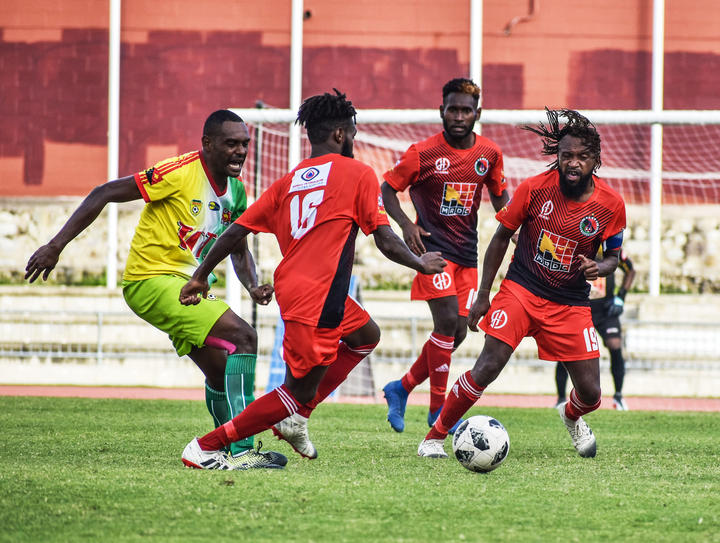 Lae City and Hekari United contested the 2019 NSL Grand Final.