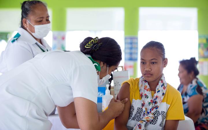 Measles outbreak in Samoa kills 72, most of them children
