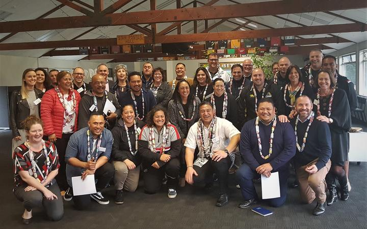 The final talanoa for Navigating Two Worlds was held in Auckland in August.