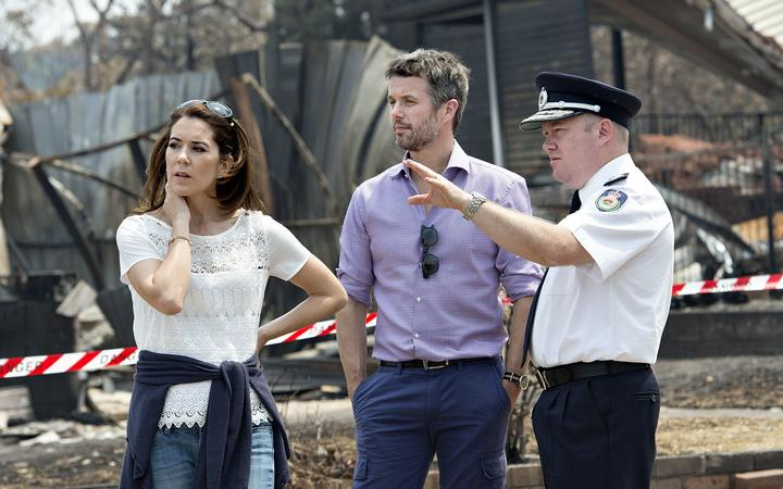 Scott Morrison insists Sydney fireworks will go ahead