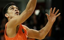 Shea Ili playing for the Southland Sharks.