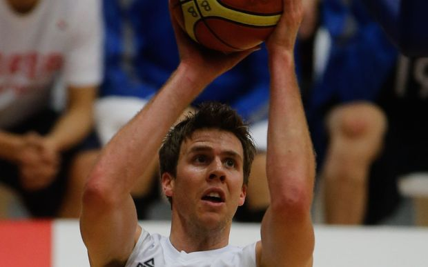 Tom Abercrombie is one of several Tall Blacks struck down by a stomach bug.