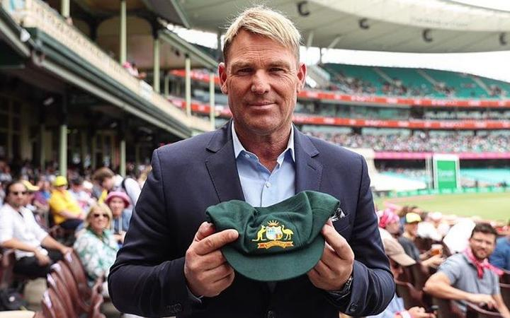 Shane Warne and his $1m cap