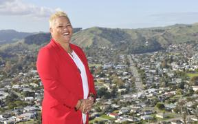Gisborne district councillor Meredith Akuhata-Brown
