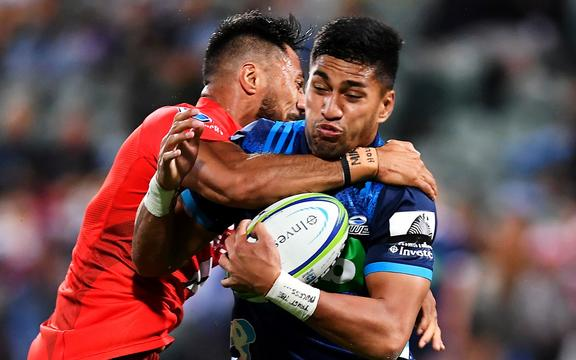 No sanctions for Super Rugby's new high tackle law