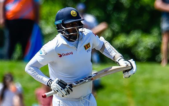 Angelo Mathews  of Sri Lanka