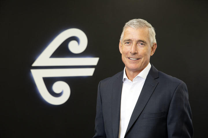 Air New Zealand chief executive Greg Foran