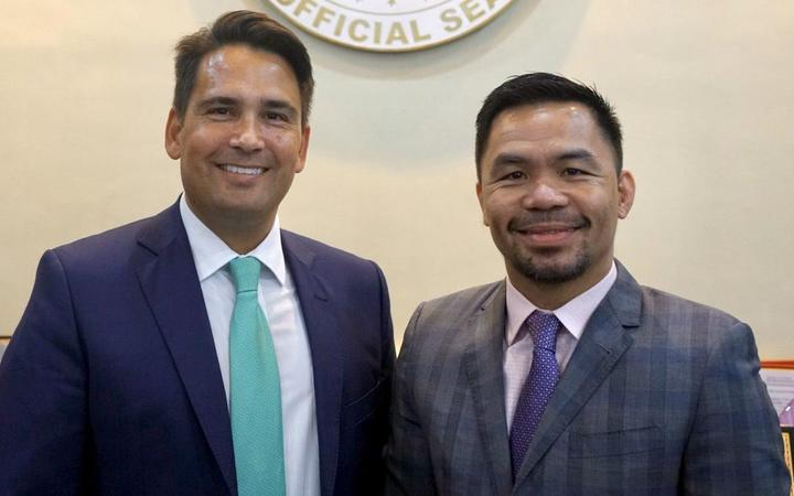 Simon Bridges defends Philippines trip: 'There is a lot of common ground'