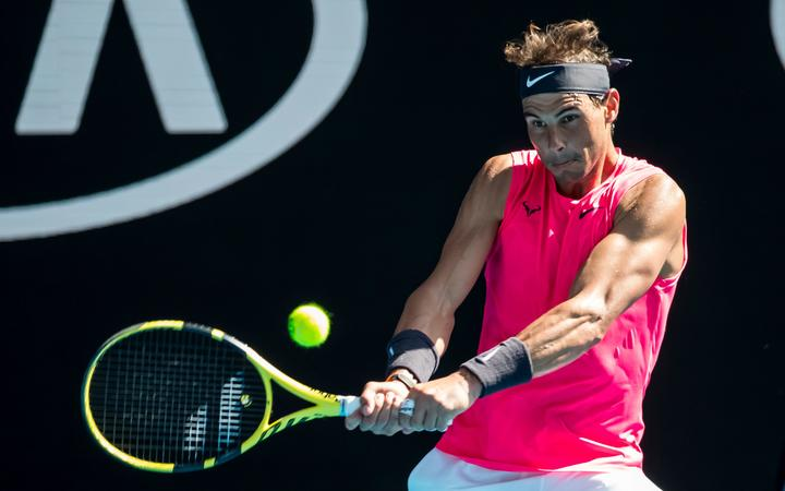 Kyrgios sets up Nadal showdown at Australian Open