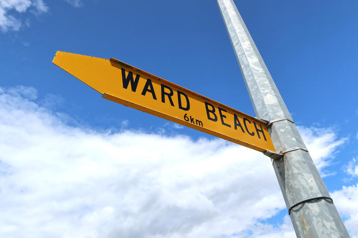 Burkhart Fisheries is asking to build a gravel causeway so it can launch boats at Ward Beach
