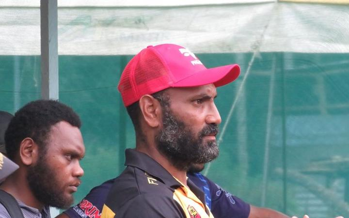 PNG Kumuls coach Michael Marum, will be the facilities manager for the new High Performance Centre.