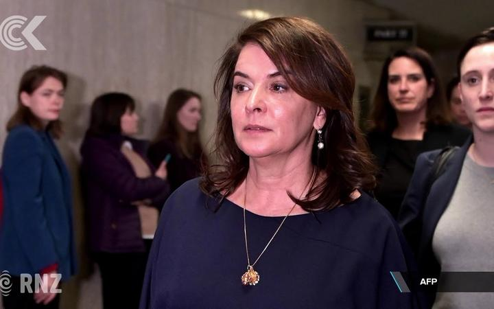 Annabella Sciorra tells court of violent rape by Harvey Weinstein