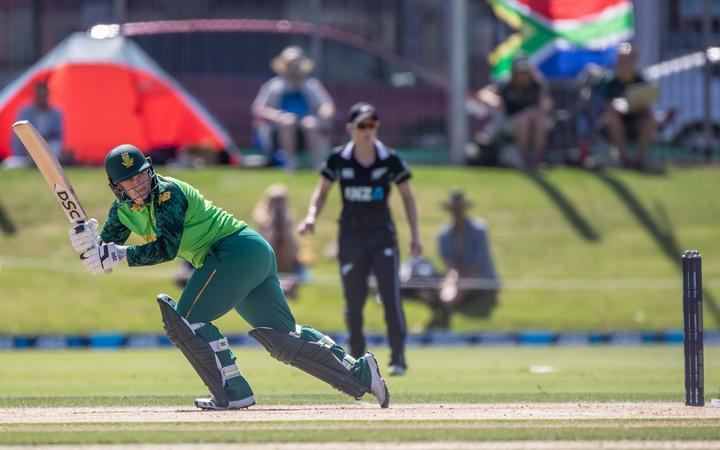 South Africa cricketer Lizelle Lee