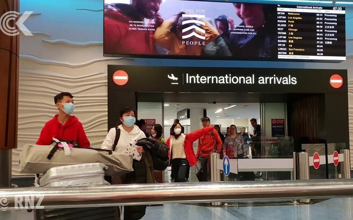 China flights land in Auckland, but no coronavirus screening