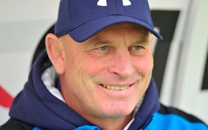 New Fiji rugby coach, Vern Cotter