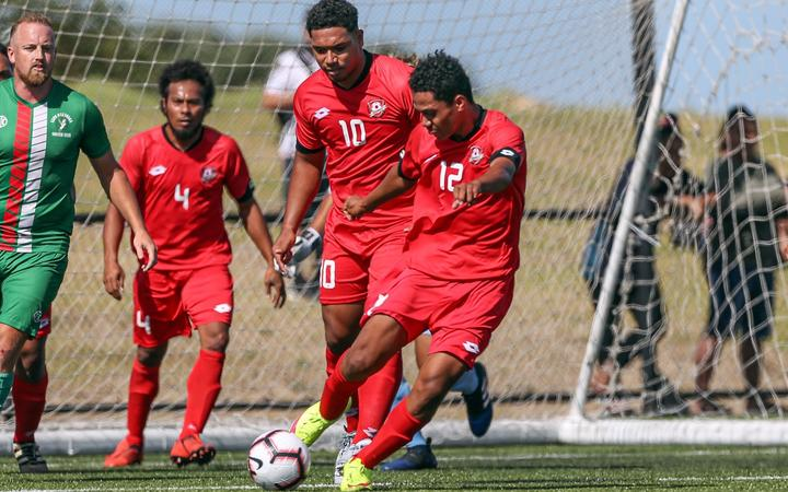 Tonga's Veitongo FC are trying to qualifying for the OFC Champions League group stage for the first time.