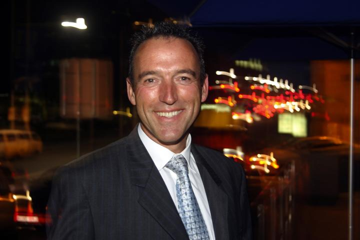 (AUSTRALIA OUT) Graeme Hart from Burns Philp, 22 July 2004. AFR NEWS Picture by TANYA LAKE (Photo by Fairfax Media via Getty Images via Getty Images)