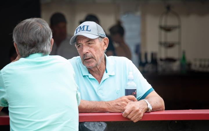 Nelson Schick at the Karaka 2020 Yearling Sales