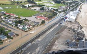 Southland flooding: rivers receding