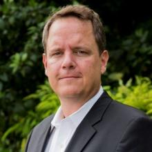 Lasse Melgaard is the World Bank's resident representative for the Pacific.