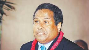 Acting Health Secretary, Paison Dakulala (Post Courier)